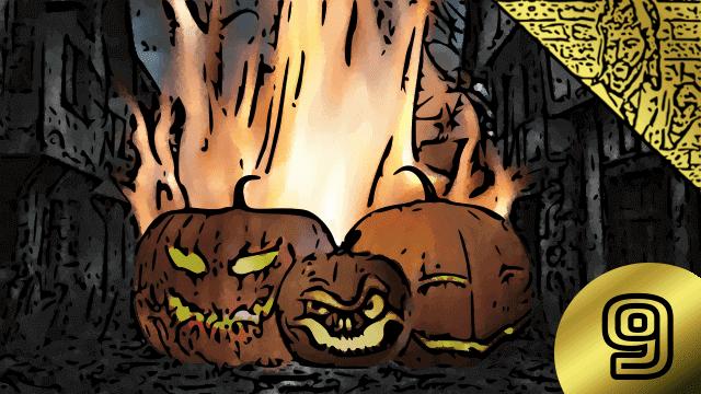 QN ESPECIAL #9 - Queimando Abóboras - Podcast de Halloween - Queimando Neurônios