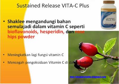 vitamin c, antioksida, bahan semulajadi