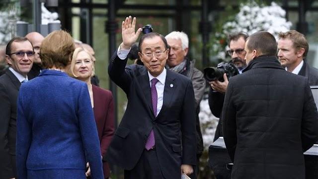 Cyprus leaders begin UN-peace talks in Switzerland