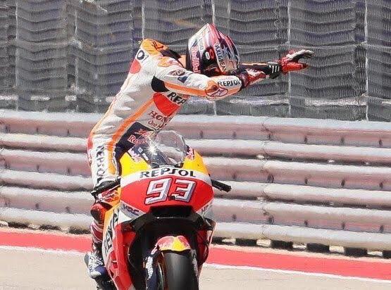 MotoGP 2018: Marc Marquez ha vinto il Gp di Spagna, Valentino Rossi quinto