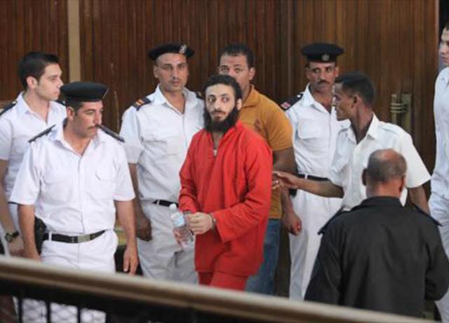 """السيسى يصدق على """"اعدام حبارة"""" خلال ثلاث أيام وأسر شهداء مذبحة رفح الثانية تطلب حضور لحظة إعدام «عادل حبارة»"""