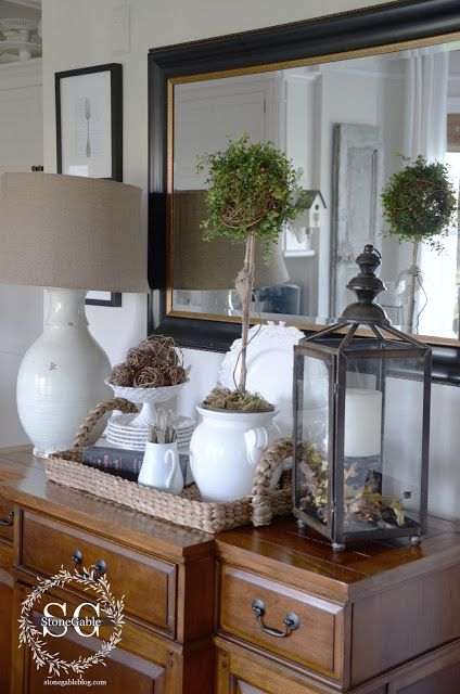 How to Style Dining Room Buffet Like A Pro Home with Keki