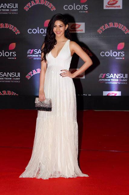 Amyra Dastur Latest Stills at Stardust Awards 2016