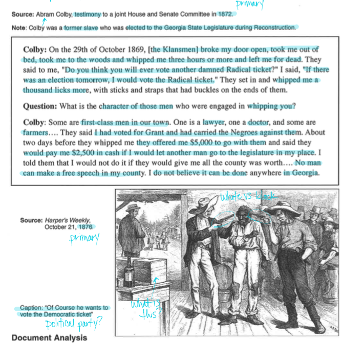 1996 reconstruction dbq essay Reconstruction era ap essay questions lps, reconstruction era ap essay questions apush cornwell 1996 dbq 1 in what ways and to what extent.