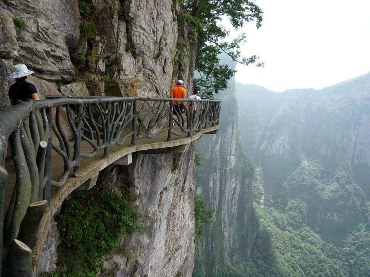 27. Hua Shan, Huayi, Shaanxi, China - 29 Wonderful Paths