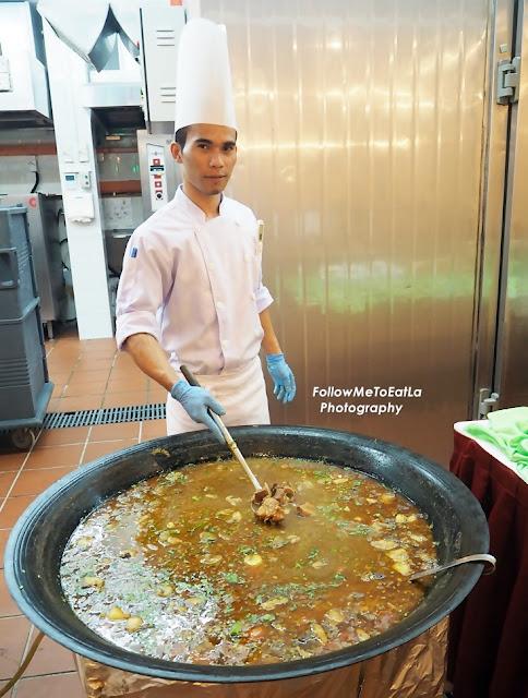 Sup Kambing Mamak