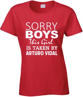 jersey Arturo Vidal