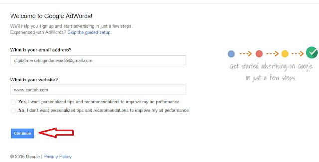 iklan google, iklan google adwords