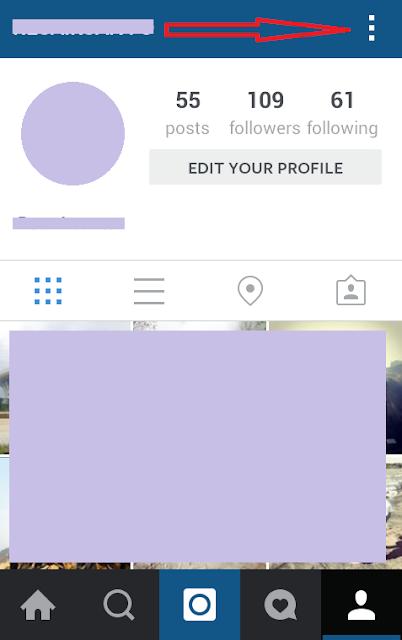 cara menggunakan dua akun instagram pada android dan iphone