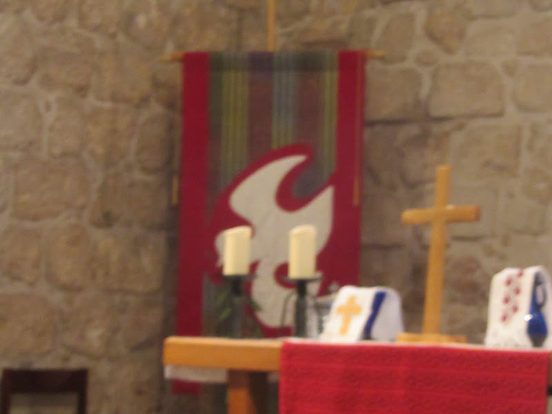 Huntsmans In The Holy Land Pentecost