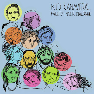 Kid Canaveral - Faulty Inner Dialogue (2016) - Album Download, Itunes Cover, Official Cover, Album CD Cover Art, Tracklist