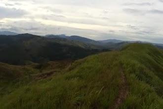 Bukit Teletubbies (Bukit Obom), Destinasi Baru Wisata di Kabupaten Pasaman