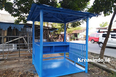 Jasa Pos Jaga Besi di Tangerang dan sekitarya