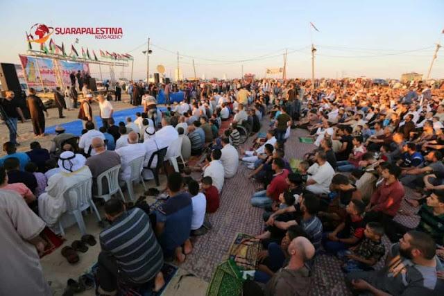 Hamas Peringatkan Negara Islam & Arab tak Bangun Hubungan dengan Zionis