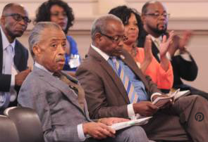 Al Sharpton-Affiliated Activist: Middle Easterner Immigrants 'Rape Our Community' and 'Need to Go Back to Their Country'