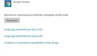 Associa file Windows