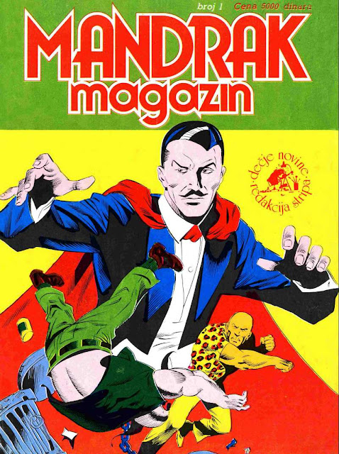 Vladar Sedam Mora - Magazin - Mandrak
