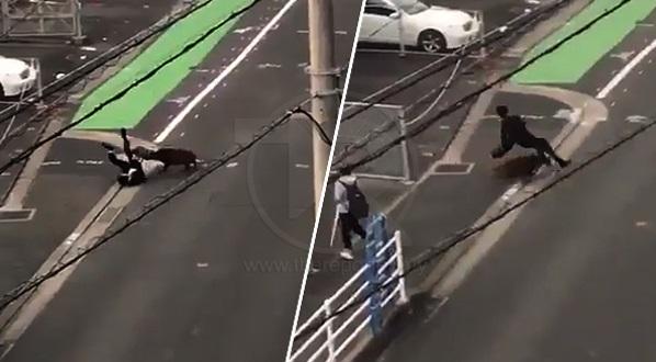 (Video) 'Babi betul laa..' - Lelaki cedera, terima 13 jahitan akibat diserang babi hutan