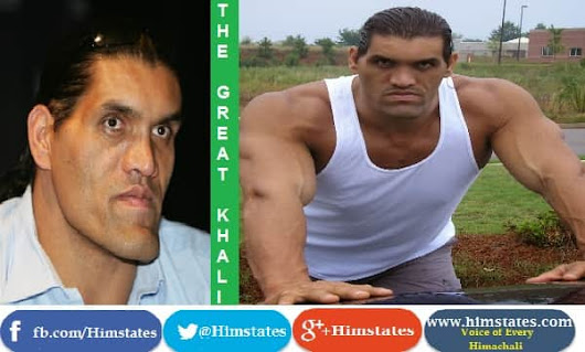 The Great Khali biography,family,WWE career,Movies,TV shows,facts|DalipSingh Rana
