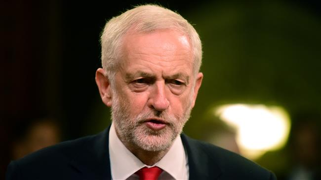 British Labour Party leader Jeremy Corbyn 'sad' at lost lives in Venezuela violence