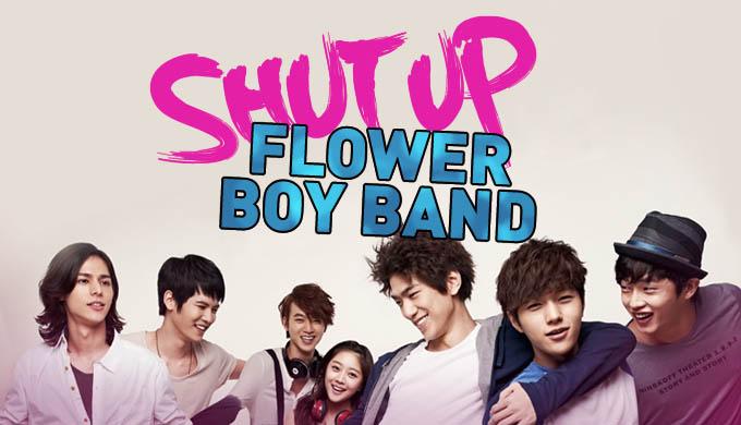 مسلسل Flower Boy Band فرقة شباب الزهور الحلقة 7 ميكس كوريا