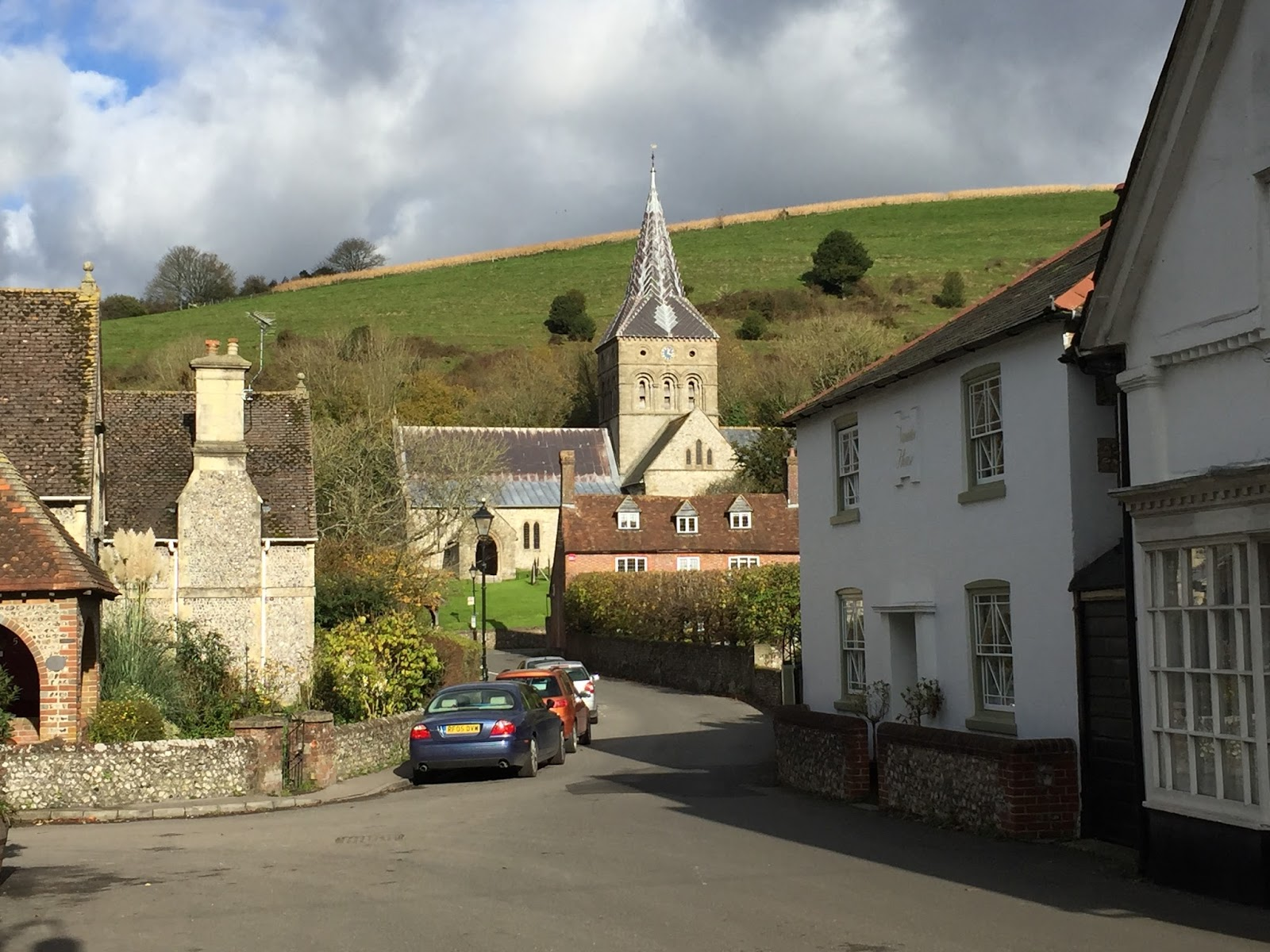 The History Girls: The Domesday Village – East Meon