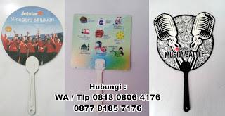 Kipas Plastik, KipasPVC, Kipas Artcarton, Kipas Souvenir, Kipas Marchandise, Kipas Kampanye, Kipas Pilkada, Kipas PVC printing full colour