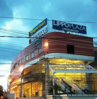 Dinas PU Akui Lippo Plaza Lakukan Pelanggaran