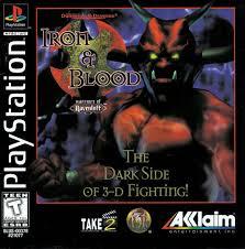 Iron & Blood - Warriors of Ravenloft - PS1 - ISOs Download