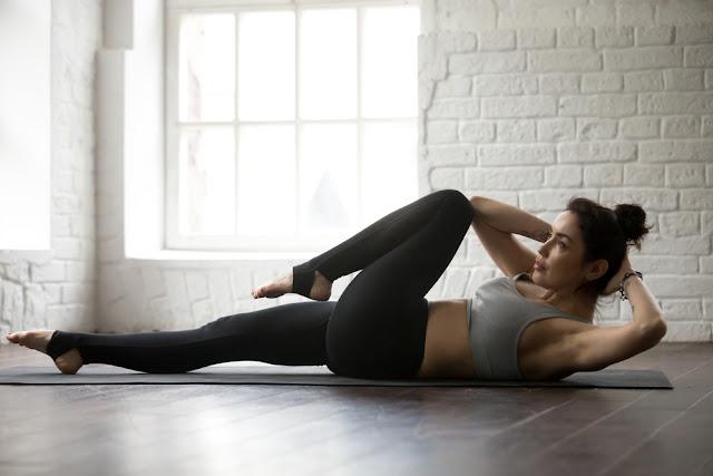 Perut Bisa Sixpack Hanya Dengan Waktu 15 Menit Latihan