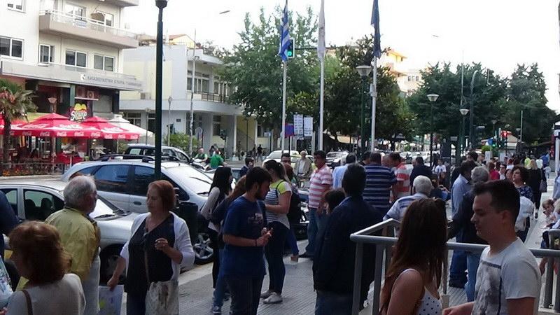 Μαζική εξόρμηση του ΠΑΜΕ στην Αλεξανδρούπολη ενάντια στο NATO