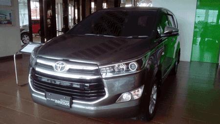 Harga Promo Toyota Kijang Innova - Simulasi Kredit & Cicilan Terbaru 2018