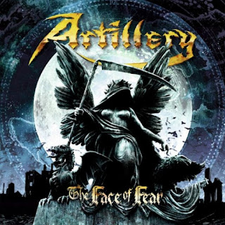 "Το τραγούδι των Artillery ""Crossroads to Conspiracy"" από το album ""The Face of Fear"""