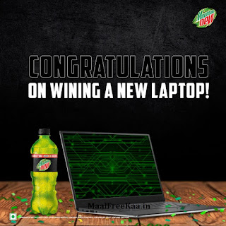 Free Laptop and Jabong Vouchers