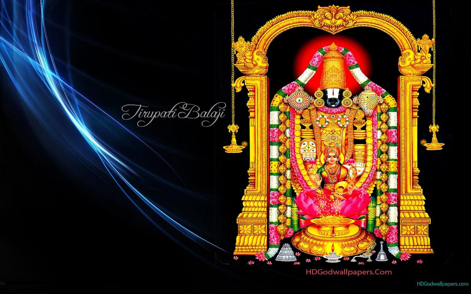 Tirupathi Balaji HD Wallpapers Images 1080p