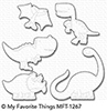 My favorite things dies - DELIGHTFUL DINOSAURS