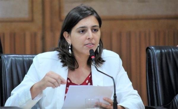 """Natália descarta apoio a Maia: """"Não estarei em bloco com Bolsonaro"""""""