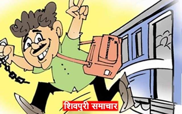 नहीं थम रही चोरी की बारदातें,फिर दो मकानों को बनाया निशाना,नगदी और आभूषण चोरी | Pohri News