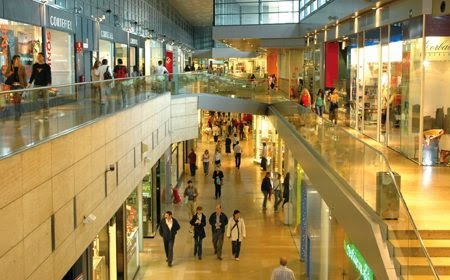 Shopping L'illa Diagonal em Barcelona