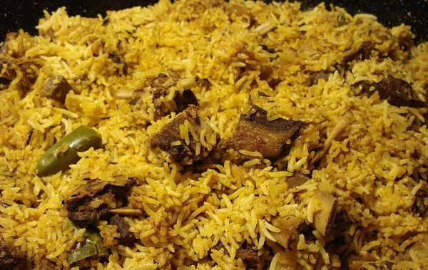ஆம்பூர் மட்டன் பிரியாணி செய்முறை | Ambur Mutton Briyani Recipe !