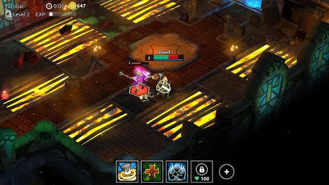 Screenshot Dungeon Legends