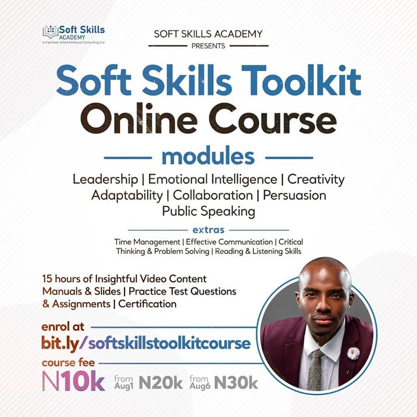 GET SOFT SKILLS TODAY!