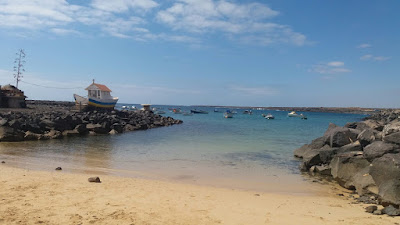 Strand von El Jablito auf Fuerteventura