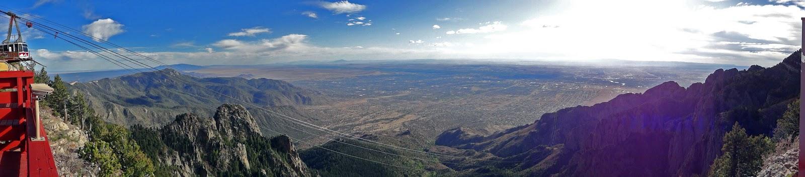 Sandia Mountains - Wikipedia