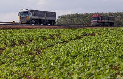 Tabelamento de frete vai afetar mais o agronegócio