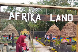 Harga Tiket Masuk Kampung Afrika Blitar Terbaru dan Lokasinya