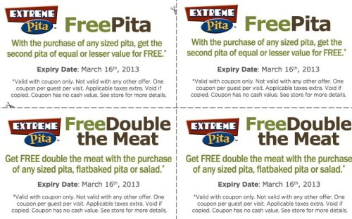 canadian stores that double coupons