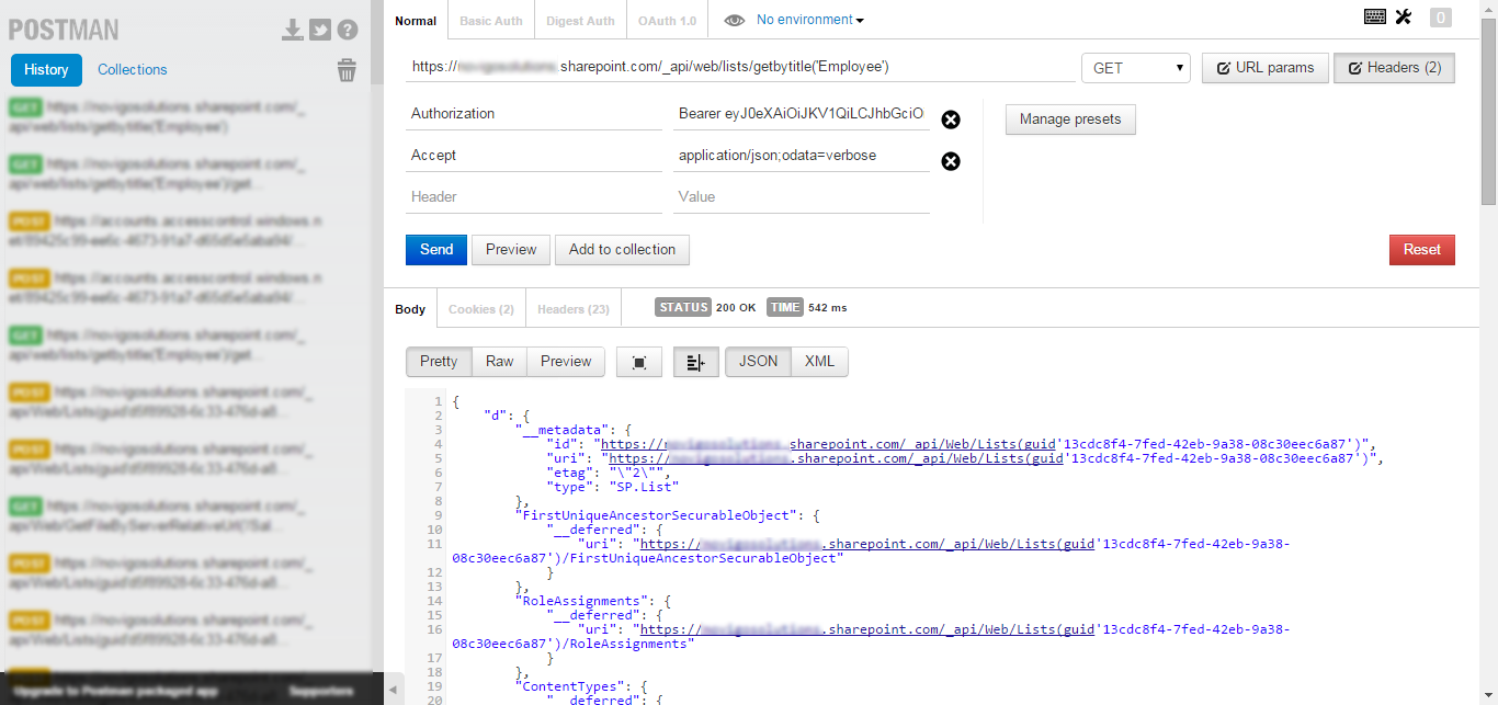 SharePoint Shell: SharePoint 2013 REST API Reference