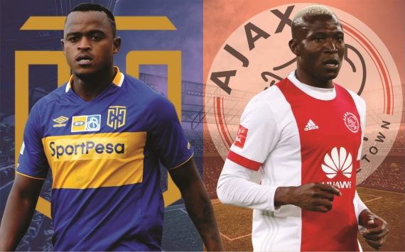 In terms of football in South Africa's Western parts, it doesn't get much bigger than the iKapa Derby.