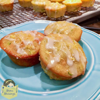 Lemon Zucchini Muffins_menumusings.com